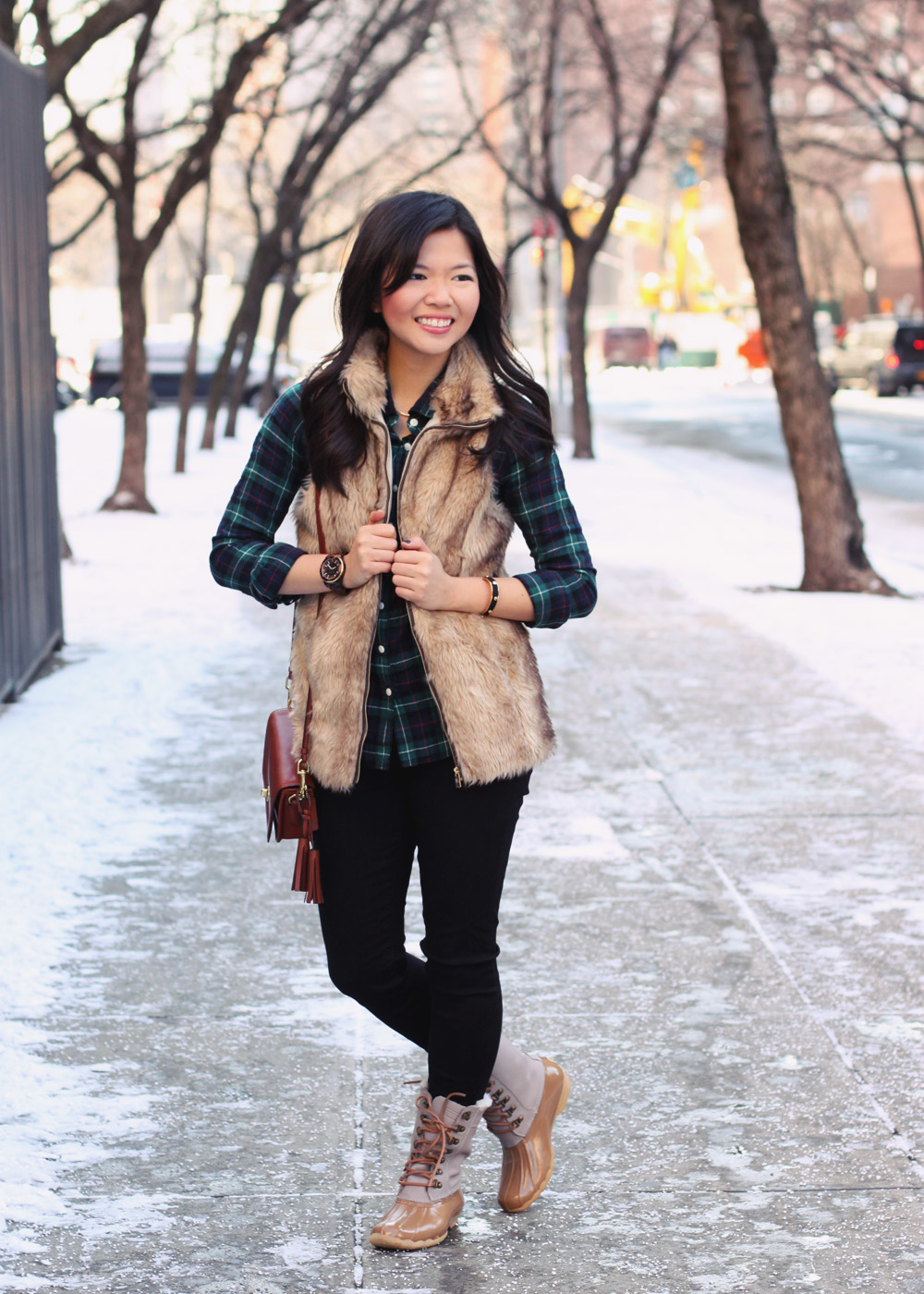 How To Wear Coach Snow Boots | Santa Barbara Institute for