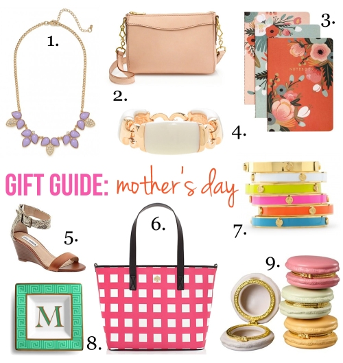 Skirt The Rules Blog; NYC fashion blog; style blogger; Mother's Day 2013 Gift Guide